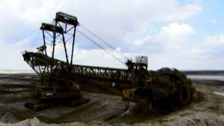 Багатотонний монстр комуністичної епохи для німецької промисловості