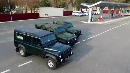 Техніка війни. Тест-драйв нових броньовиків для АТО. Чим США допоможуть українській армії