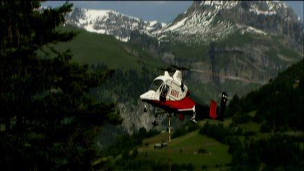 Единственный вертолет в мире с двумя перекрещивающимися тяговыми винтами