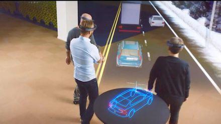 Volvo презентував віртуальний автосалон, американці винайшли дронів-хижаків
