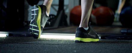 Спортивне взуття замінить тренера, управляти всією технікою можна одним пультом