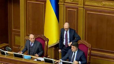 Хто підготував провал відставки уряду Яценюка