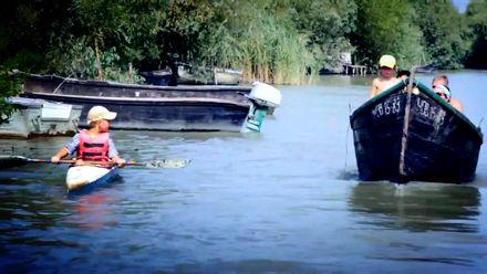 Вилкове — туристична окраса України, яку порівнюють з Венецією