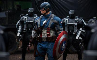 """Фільм дня: """"Капітан Америка: Перший месник"""" – неймовірна екранізація американських коміксів"""
