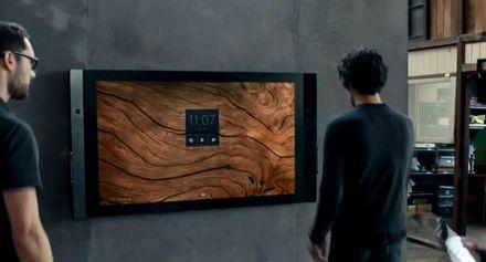 Планшет-гігант від Microsoft та Формула Е у віртуальній реальності