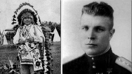 Як українець став вождем справжнього індіанського племені