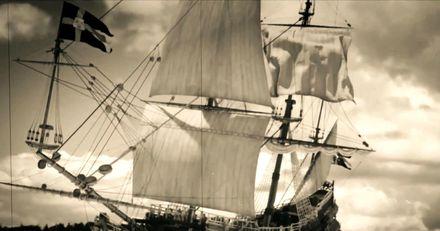 Музей в Швеции, посвящен истории одного легендарного судна