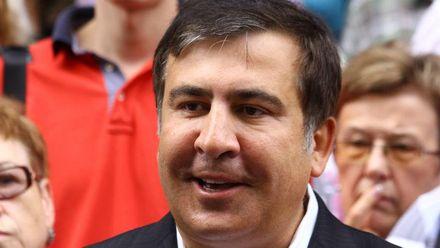 Вот так врет Киев: откровенный разговор с Саакашвили о работе, палках в колеса и семье