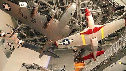 Музей про Другу світову війну у США розкриє чимало таємниць