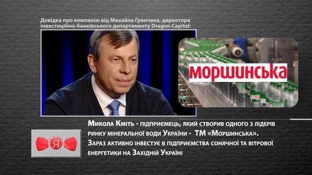 Як українець за допомогою мінеральної води став мільйонером