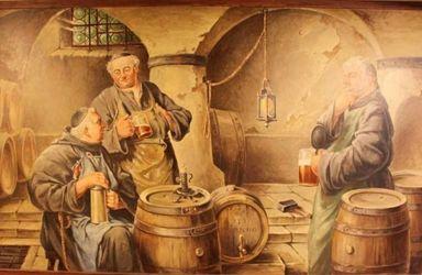 Скільки пива могли випити монахи у Середньовіччі