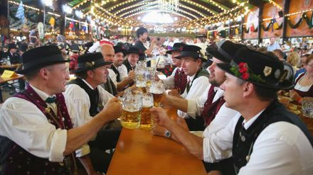 Пивные фестивали, где хмельной напиток льется рекой
