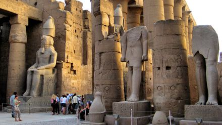 Луксор – загадочный город-музей под открытым небом