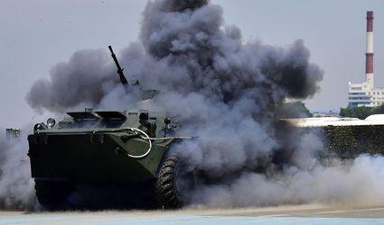 Чи нападе Росія на Україну з Криму
