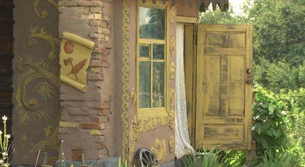В старинном селе на Полтавщине заработал уникальный гостевой дом