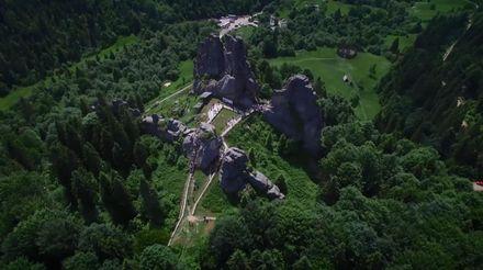 Неприступная Тустань – крепость, которую стоит увидеть