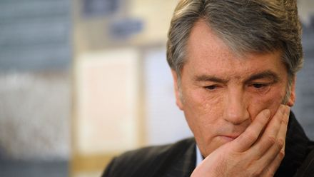 Президент Ющенко: от мессии украинского народа до политического изгнанника