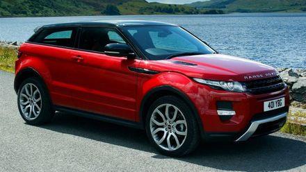 Тест-драйв нового Range Rover Evoque: как сочетается британский шик и украинские дороги