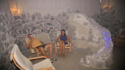 Соляні кімнати: новий тренд в медицині