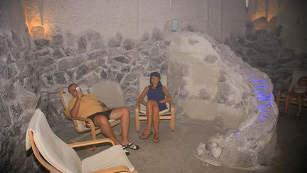 Соляные комнаты: новый тренд в медицине