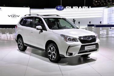 Тест-драйв новой модели Subaru Forester: сравнение автомобилей двух поколений