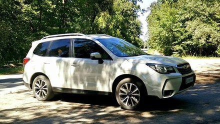 Subaru Forester как верный и надежный друг
