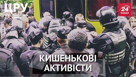 Розслідування: на кого працюють кишенькові активісти