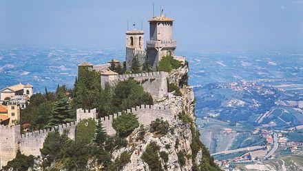 Сан Марино – старейшая страна, которую можно осмотреть за два дня
