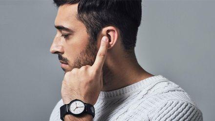 Який інноваційний ґаджет дає можливість почути співрозмовника через палець