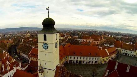 Сібіу – невідома перлина Трансильванії з чарівною архітектурою