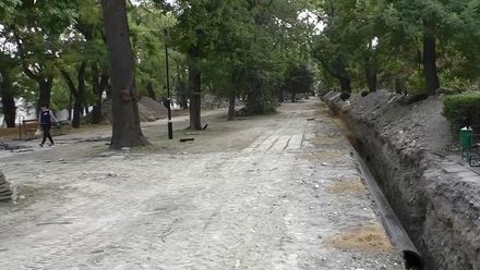 Хто знищує стародавні історичні пам'ятки у Феодосії
