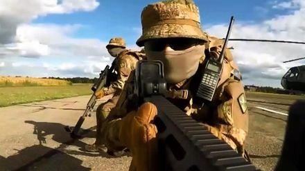 Техника войны. Украинский бренд снаряжения с мировым именем. Секретная немецкая дивизия Специальных операций
