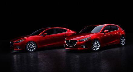 Відсьогодні українцям доступні оновлені Mazda 3 та Mazda 6