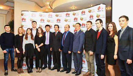 """Компанія Huawei запустила в Україні освітню программу """"Насіння для майбутнього"""""""