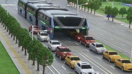 Китайці здійснили прорив у сфері громадського транспорту