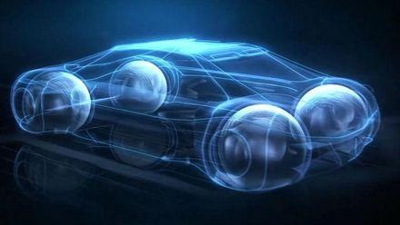 """Разработчики показали """"шины будущего"""": авто сможет двигаться в любом направлении"""