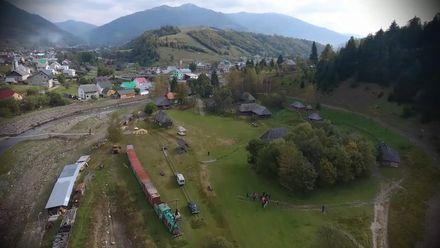 Колочава – уникальное село на Закарпатье с невероятной историей