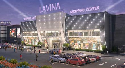 У Києві відкрили найбільший в Україні ТРЦ Lavina