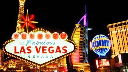 Лас-Вегас – азартний рай для чоловіків