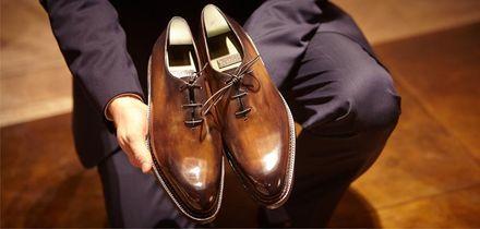 Как изысканная обувь от Berluti стала предметом роскоши
