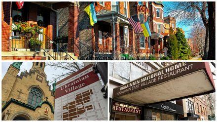"""""""Українське село"""" визнали одним з найпривабливіших районів США"""