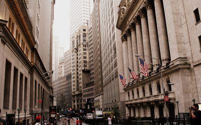 Как улица Уолл-Стрит стала центром финансовой жизни мира