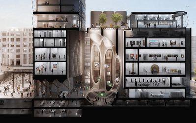 Самые странные здания 2017: сумасшедшие небоскребы и LEGO-дома