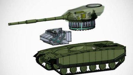 """Украинцы разработали танк, который составит конкуренцию российской """"Армате"""""""