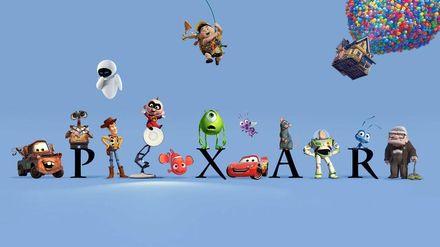 Студія Pixar показала прихований зв'язок у своїх мультиках