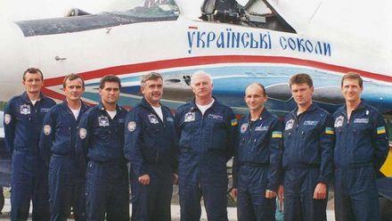 """Как """"Украинские соколы"""" стали одной из лучших пилотажных групп мира"""