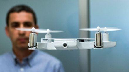 Як виглядає дрон-камера, яка допоможе зробити вражаючі селфі