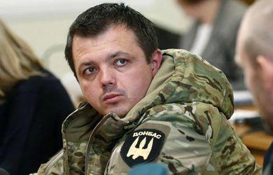 Хуже, чем Янукович: полиция пыталась ставить нас на колени – Семенченко о событиях под АП