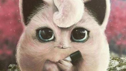 Покемоны в реальной жизни: опубликованы впечатляющие картины художника