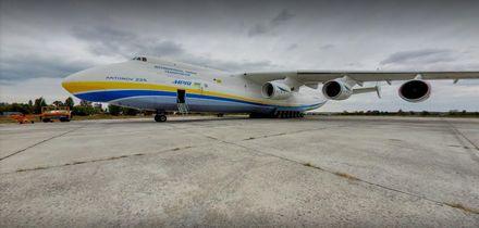 """""""Антонов"""" показав 3D тур найбільшим в світі літаком"""